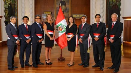 Estos son los nuevos ministros del 'gabinete de la reconciliación'