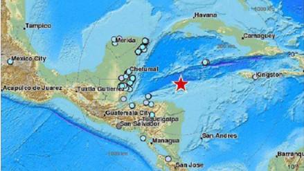 Honduras descartó la formación de un tsunami tras el terremoto de 7.6