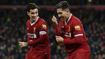 """""""El Liverpool ya no es lo mismo sin el mágico Coutinho"""", dice Firmino"""