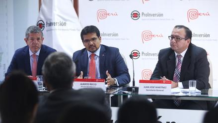 ProInversión prevé adjudicar 18 proyectos por más de US$ 4,500 millones en 2018