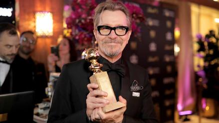 "Gary Oldman: ""Nunca gané un Oscar porque no tengo publicista"""
