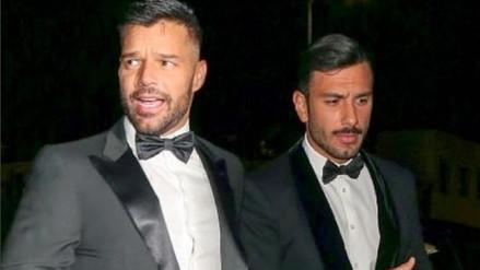 Ricky Martin anuncia que se casó con Jwan Yosef