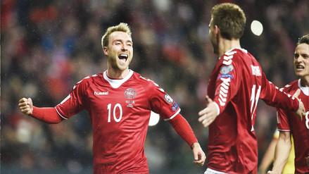Dinamarca disputará amistoso contra Suecia en Estocolmo antes del Mundial