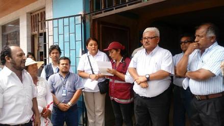 Sunass intervino por desabastecimiento de agua en distrito de San José