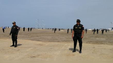 Seis mil policías y soldados resguardarán al papa Francisco en Trujillo