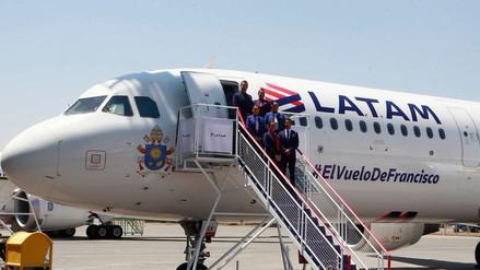 Video | Así es el avión que trasladará al Papa Francisco en Chile y Perú