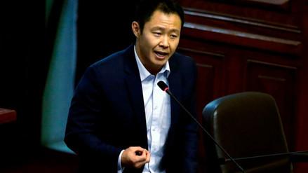 Tensión en Fuerza Popular tras reunión de disciplina a facción de Kenji Fujimori
