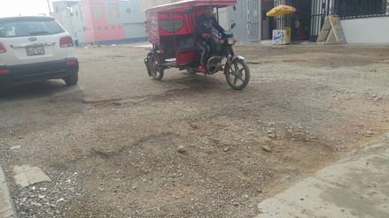 Transportistas pierden 10 millones de soles por mal estado de pistas