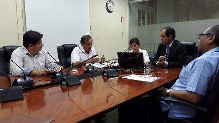 Alcalde de Ferreñafe expresó su preocupación por retraso en la reconstrucción