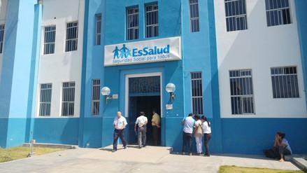 Hospital Almanzor Aguinaga se quedó sin servicio de agua potable