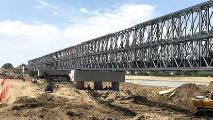 Reabrirán puente Independencia hacia el Bajo Piura con presencia de PPK