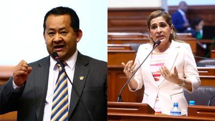 Retiran a Maritza García y Bienvenido Ramírez de la Comisión Permanente