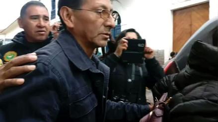 Padres de española desparecida llegaron a Cusco
