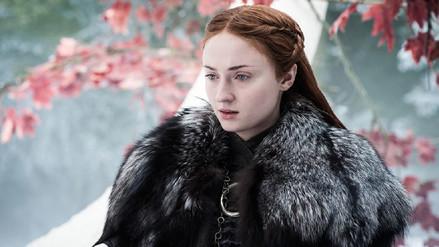 """Sophie Turner sobre el final de """"Game of Thrones"""": """"Leer el guion fue muy descorazonador"""""""