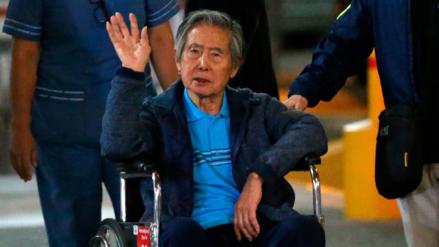 Fujimori solicitó en junio pasado la reactivación de su pensión a la Universidad Agraria