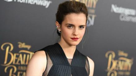 Emma Watson reveló que fue víctima de acoso en Hollywood