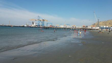 Reiteran que playa El Toril en Paita no es apta para bañarse
