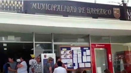 Subasta del Estadio Unión de Barranco generó disturbios entre municipales y vecinos