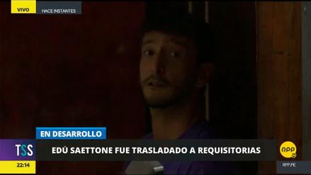 La Policía capturó a Edu Saettone tras orden de encarcelamiento