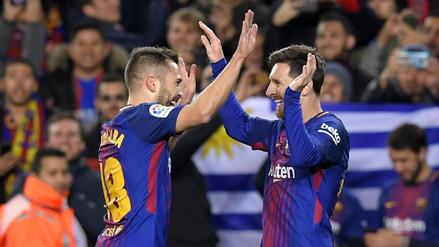 Barcelona goleó 5-0 al Celta y avanza a cuartos de la Copa del Rey