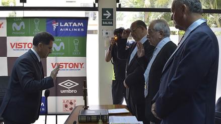 Registros Públicos tachó los estatutos de la Asociación Deportiva de Fútbol Profesional