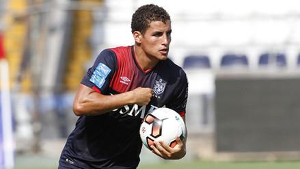 Alexander Succar firmó por el Sion de la Primera División de Suiza