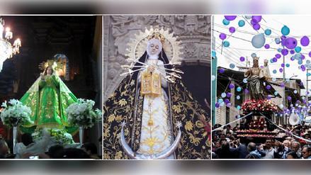 Tres imágenes cajamarquinas recibirán al Papa en Trujillo