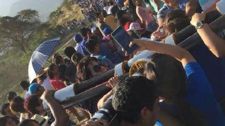 Dan a conocer itinerario de la Cruz de Chalpón desde Motupe a Trujillo