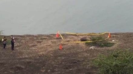 Policía sospecha que el cadáver de mujer hallada en una maleta es de cantante folclórica