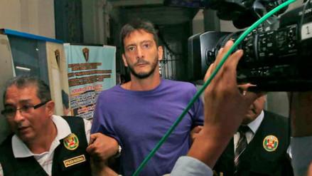 Edu Saettone cumplirá su sentencia en el penal Ancón II