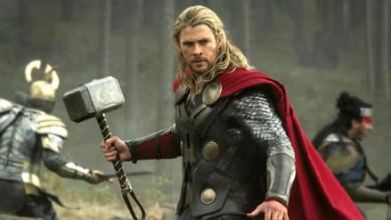 Chris Hemsworth reveló qué hizo con uno de los martillos de Thor