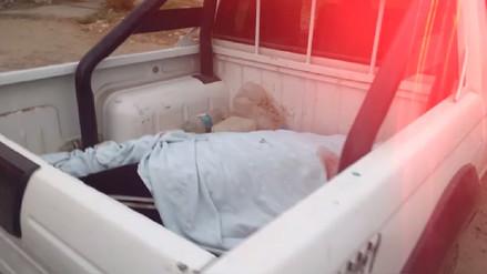 Mujer muere tras ser acuchillada en extrañas circunstancias en Ica