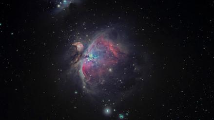 Viaja a través de la Nebulosa de Orión en este placentero video de la NASA