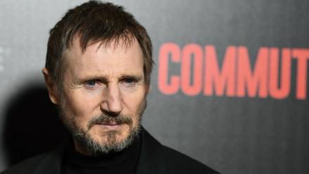 Liam Neeson causa polémica por declaraciones sobre casos de acoso
