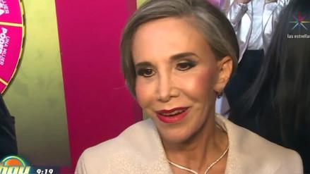 Florinda Meza responde a declaraciones de Carlos Villagrán