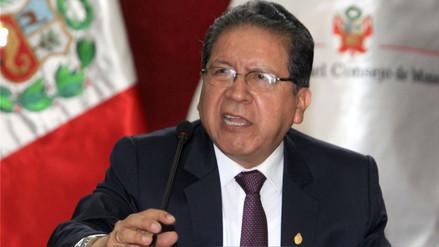 Fiscal de la Nación: hay pruebas suficientes para que extradición de Toledo proceda