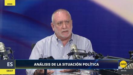 """Álvarez Rodrich: """"En Fuerza Popular hay una guerra fratricida, Keiko y Kenji quieren ser candidatos el 2021"""""""