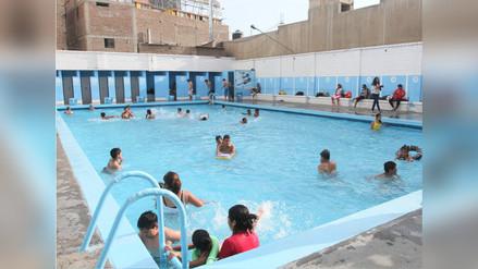 Mayoría de piscinas es apta para bañistas en Trujillo