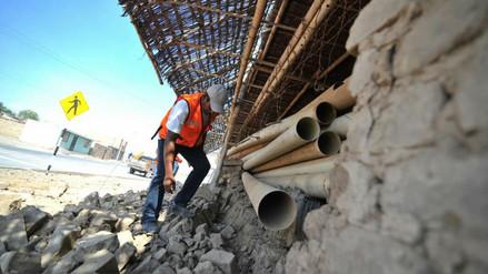SUNASS informó que el corte de agua se debió a la falta de electricidad luego del sismo