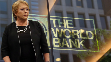 Indignación en Chile por manipulación de informes en el Banco Mundial