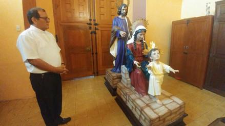 ´Sagrada Familia´ lista para ser bendecida por el papa Francisco