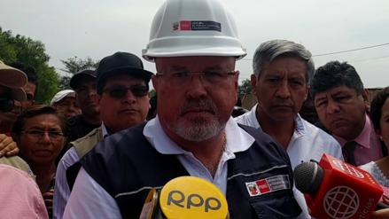 Ministro de Vivienda llegará a Chiclayo para entregar casas definitivas a damnificados