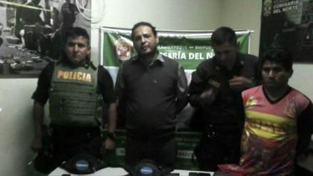 Detienen a dos personas implicadas en el robo al grifo Gaspetrol