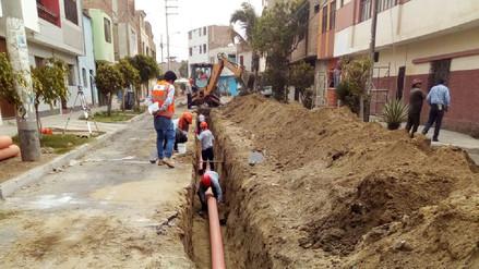 Vivienda inició reparación de alcantarillado en Trujillo dañado por El Niño Costero