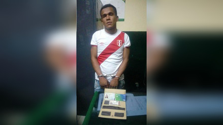 Ladrón confesó que robaba porque no lo reciben en ningún trabajo