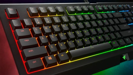 Razer Cynosa Chroma, un teclado accesible con iluminación individual