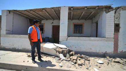 Aumentan a 130 las familias damnificadas en Arequipa por sismo