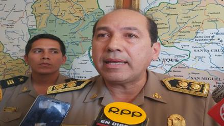Jefe policial pidió disculpas a la feligresía por atropello de patrullero