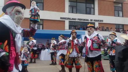 Más de 50 mil visitantes arribarán a Jauja por fiesta de la Tunantada