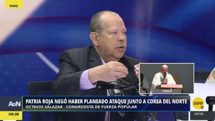 """Octavio Salazar: """"El Gobierno norcoreano le debe una explicación al país"""""""